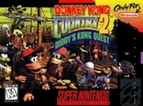 Donkey Kong Country 2: Diddy's Kong Quest (Super Nintendo)